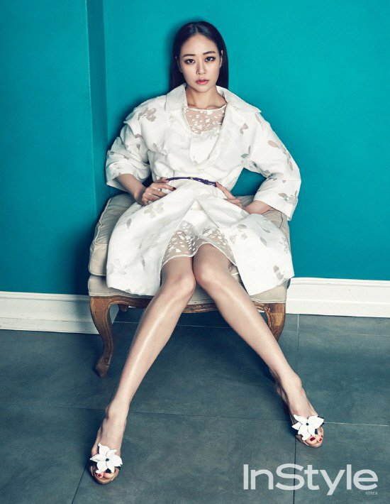 kim hyo jin instyle 1