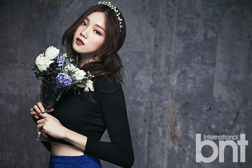 lee sung kyung pictorial
