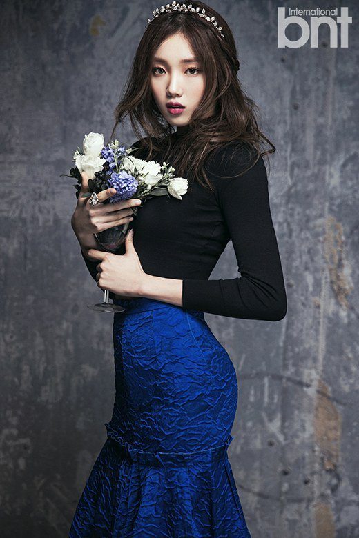 lee sung kyung pictorial 2