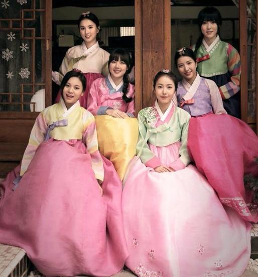 lunar hanbok g-friend