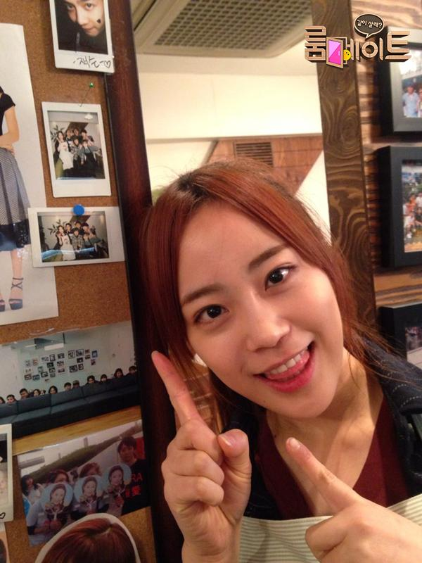 roommate youngji