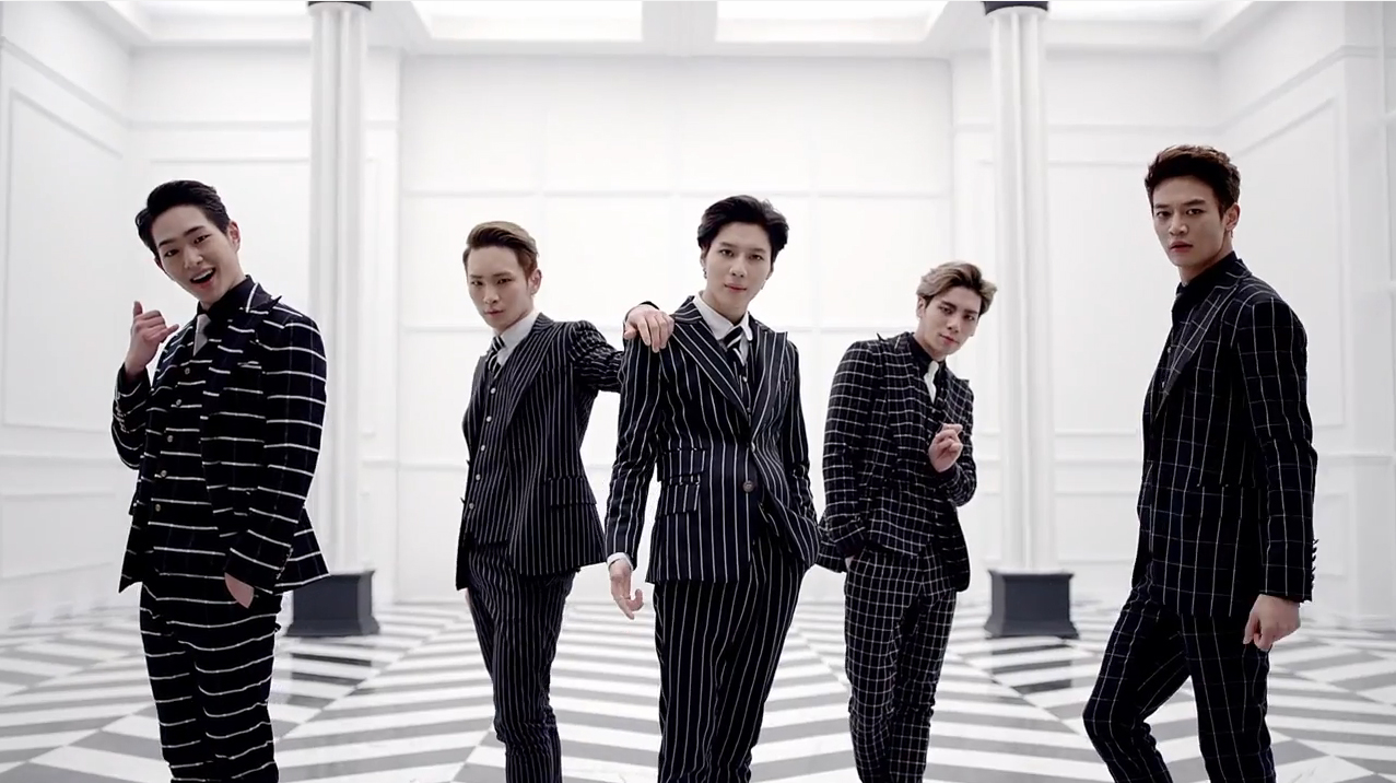 shinee your number 022015