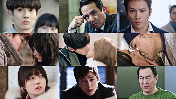 Top Ten K-Drama Moments Of The Week – February Week 3