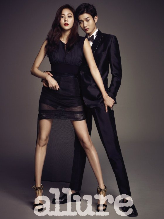 UEE and Choi Woo Shik in Allure Pictorial; UEE Reveals How ...