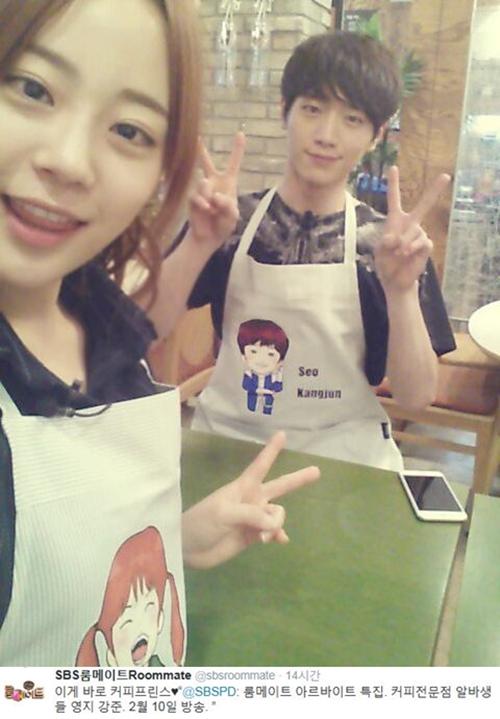 young ji seo kang joon