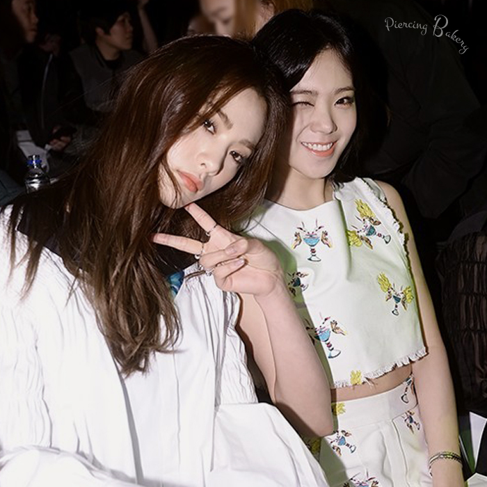 28 Up Close and Personal Photos of Celebs at Seoul Fashion Week