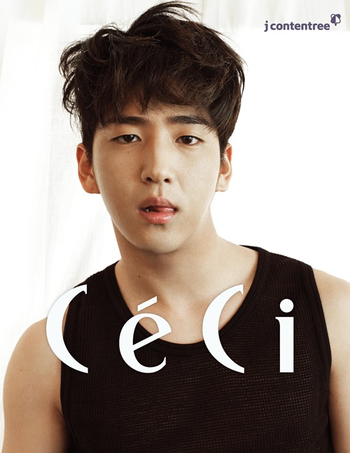 b1a4�s baro is bare and sexy for ceci soompi