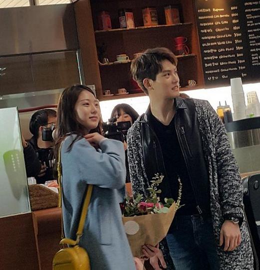 Gong Seung Yun and Jong Hyun