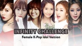 Soompi Infinity Challenge Female K-Pop Idol Version