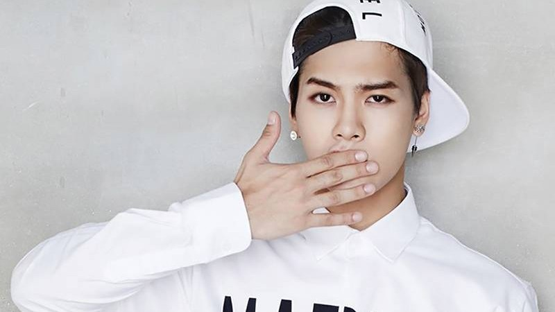"""GOT7′s Jackson Injures His Ankle While Filming """"Let's Go! Dream Team"""""""