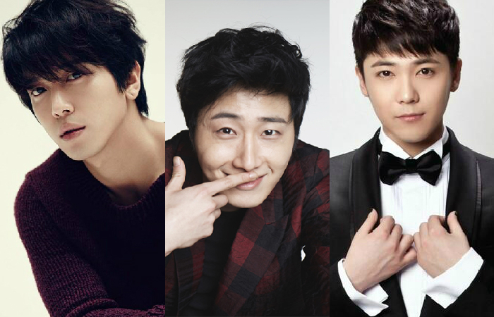 jung yong hwa jung il woo lee hong ki