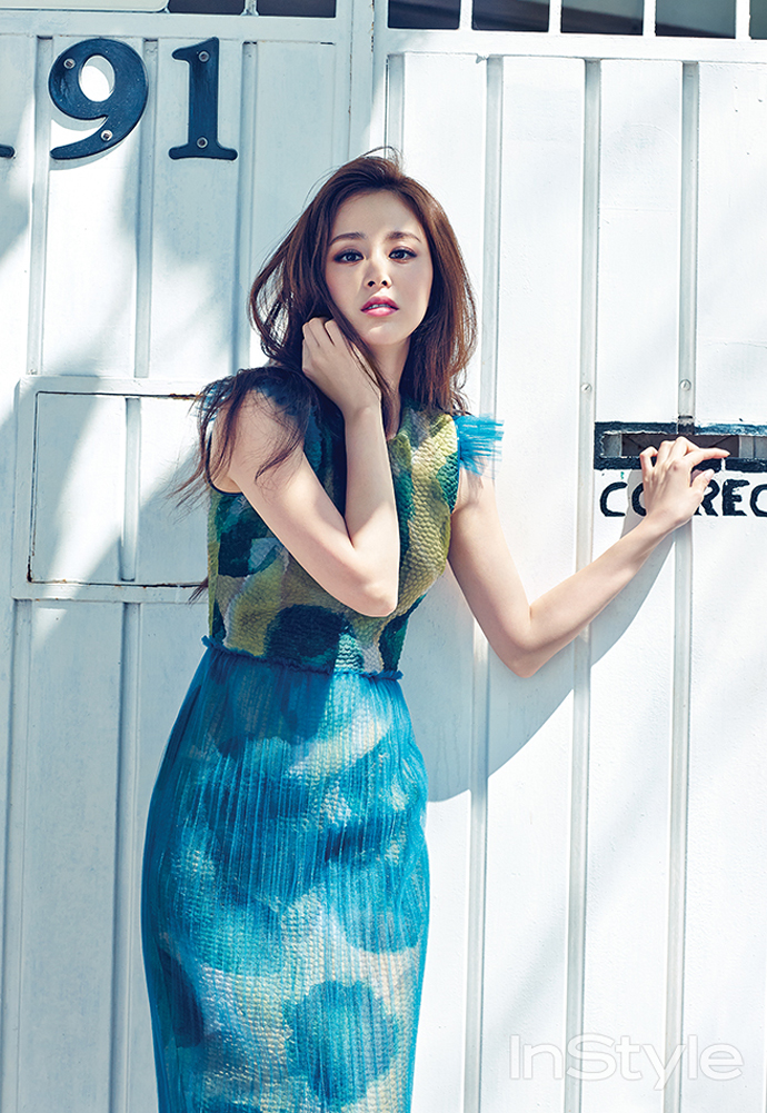 kim tae hee instyle