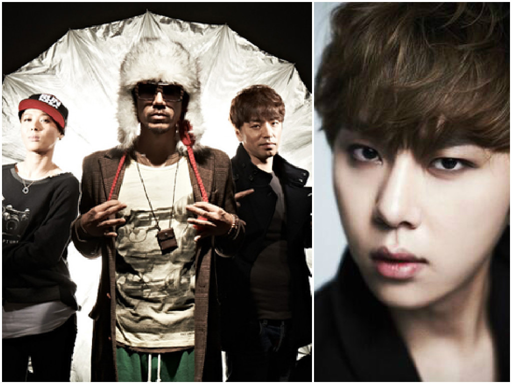 BEAST's Yong Jun Hyung to Feature in MFBTY's New Album