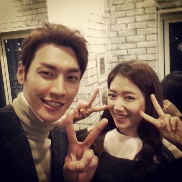 park shin hye kim young kwang 1