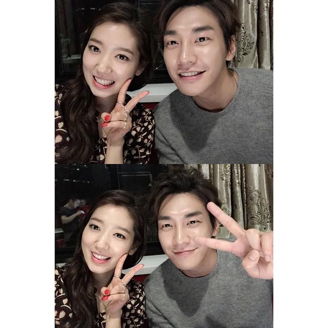 park shin hye kim young kwang 2