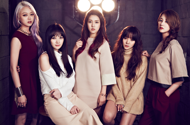 Spica to Make a Comeback in April