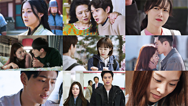 Top Ten K-Drama Moments Of The Week – April Week 1