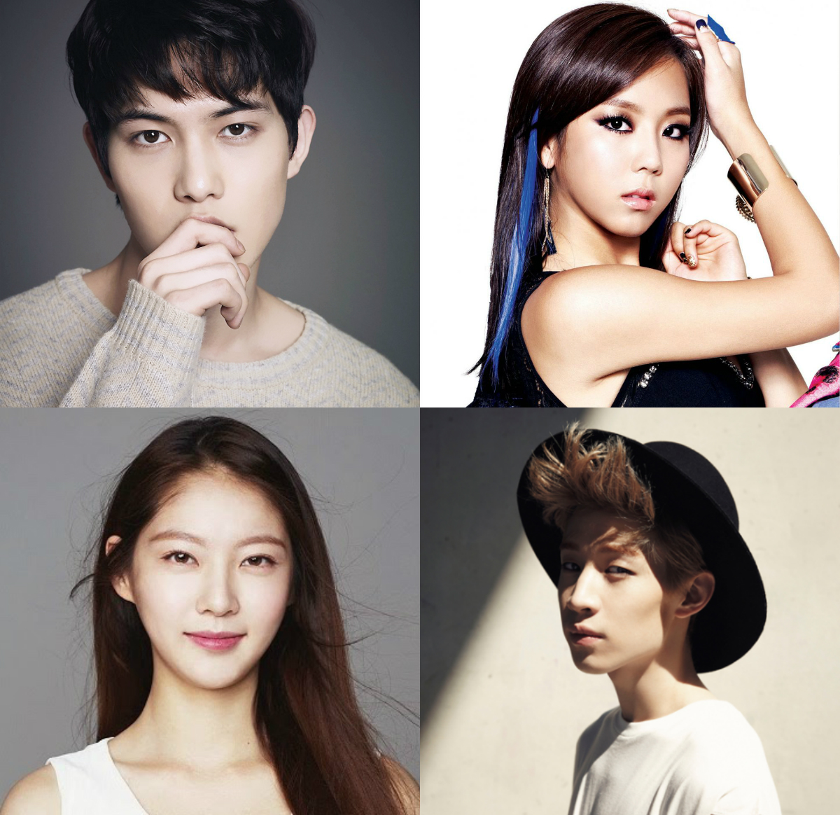 We Got Married New Cast Members Choose Their Spouses