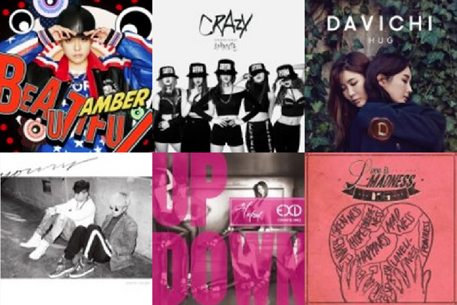 weekly kpop music chart feb wk 4