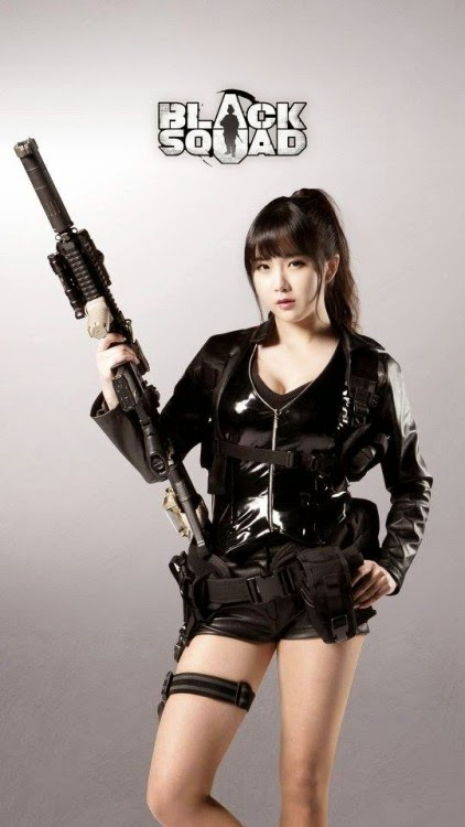 Hyunyoung Black Squad