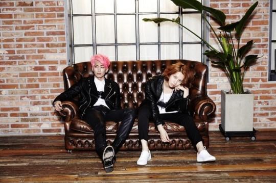 TRAX Jungmo Super Junior Heechul M&D