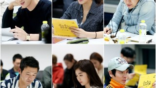 agreeably warm script reading