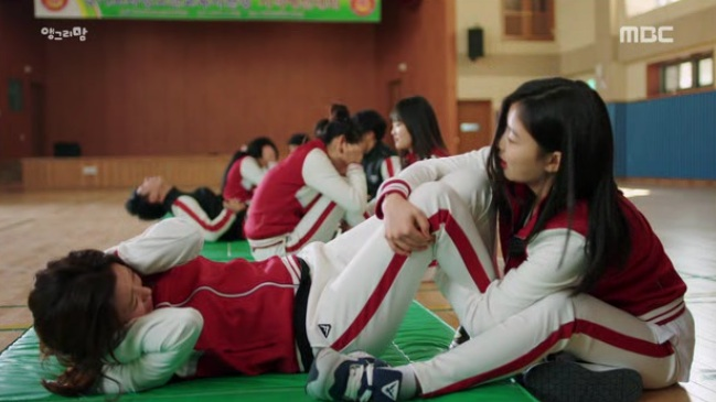 angry mom kim hee sun kim yoo jung 2 final