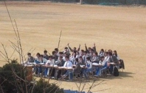 april fools korean schools 12