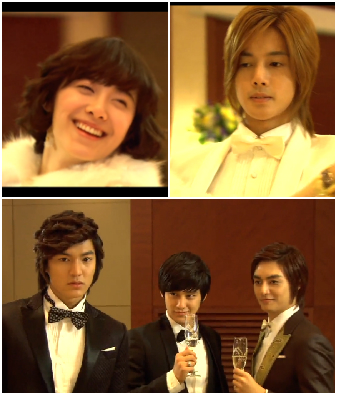 bof dance collage boys over flowers