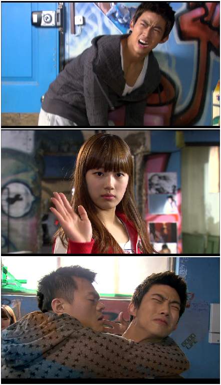 dream high ep 6 shin dance