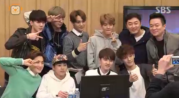 exo cultwo show
