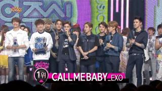 exo win music core 041115