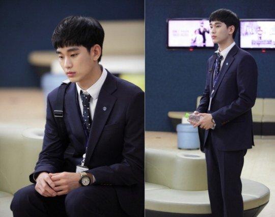 kim soo hyun producer