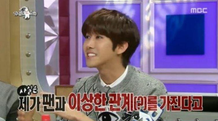 kwanghee radio star 3