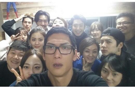 park joon hyung roommate