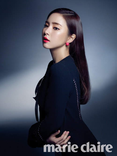 shin se kyung marie claire 2