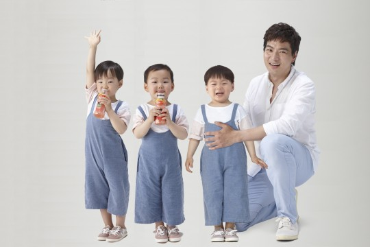 song il gook triplets