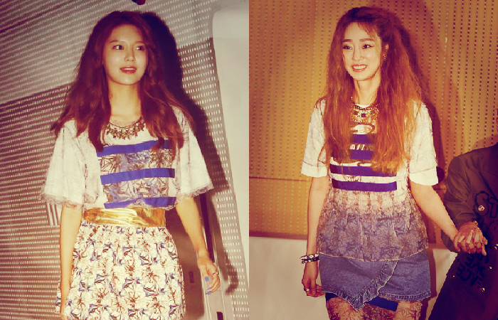 sooyoung choi yeo jin