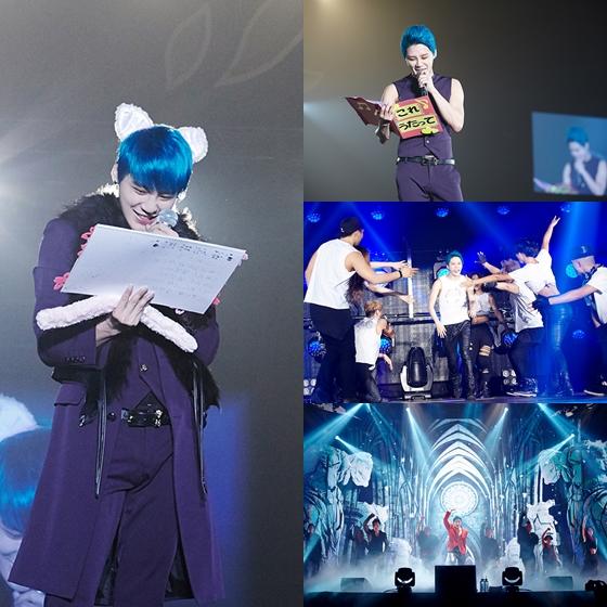 xia junsu concert 1
