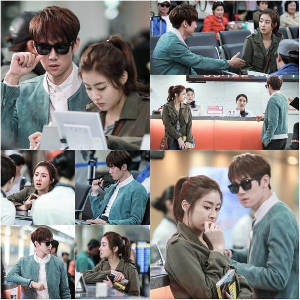 yoo yeon seok kang sora stills