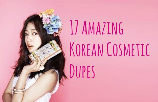 17AmazingKoreanCosmeticDupes
