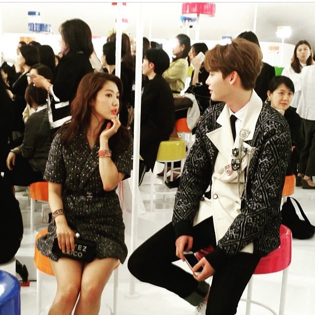 Park Shin Hye Lee Jong Suk