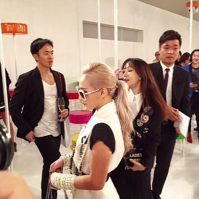 CL Jung Ryeo Won