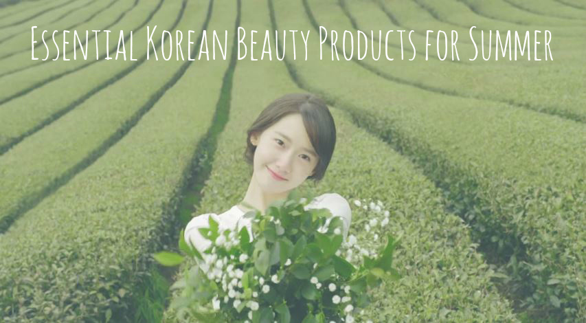 EssentialKoreanBeautyProductsforSummer