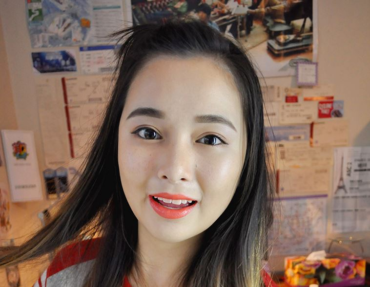 Makeup Review: Etude House Color in Liquid Lips, Cherry Lip Gel Patch, and More!