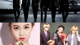 Kpop comeback
