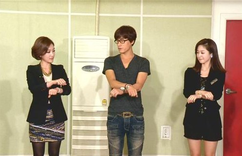 Gangnam Style choreographer