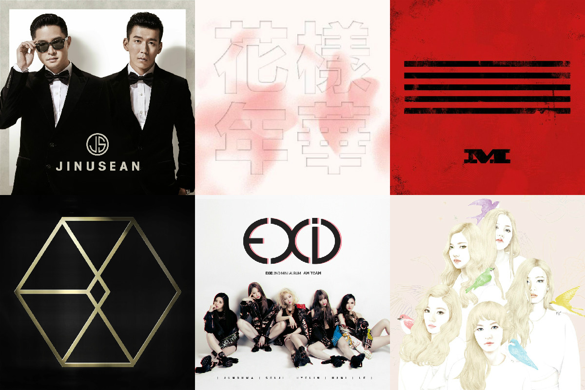 Soompi Weekly K-Pop Music Chart 2015 – May Week 3