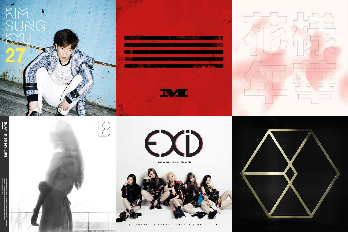 Soompi Weekly K-Pop Music Chart 2015 – May Week 5