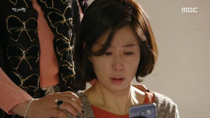 angry mom yi kyung's mom final